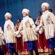 Омский хор покажет французам медведя с балалайкой