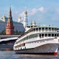 Речные круизы в Москве