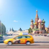 Как работает такси в Москве?