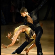 Открытый урок по спортивным бальным танцам