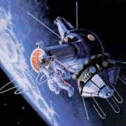 В Омске состоится выставка легендарного космонавта