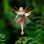 Летающая фея – волшебство в ладони!