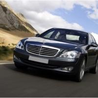 Комфорт и безопасность – такси Mercedes