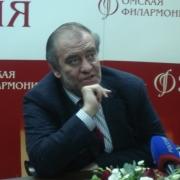 """Валерий Гергиев: """"Очень приятно вернуться в Омск"""""""