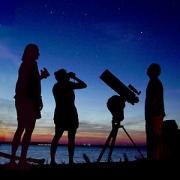 В Омске наступит ночь тротуарной астрономии