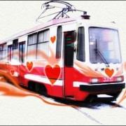 Накануне 8 марта по Омску проедет «поэтический» трамвай