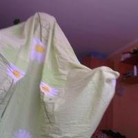 Как быстро надеть пододеяльник на одеяло?