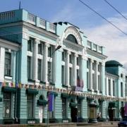 Музей Врубеля принял подарок от ОмГУ