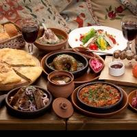 Рестораны Кавказской кухни в Санкт-Петербурге