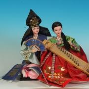 В Омске пройдет Всемирная выставка кукол