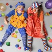 Веселые клоуны на день рождения  ребенка – это залог хорошего настроения на празднике!
