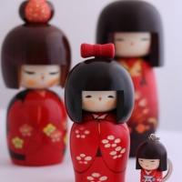 Омичам покажут японских кукол