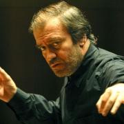 В нашем городе выступит всемирно известный дирижер Валерий Гергиев