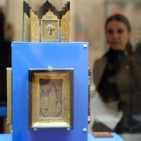В Омск прислали материалы Третьяковской галереи