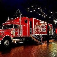 Coca-Cola приедет в Омск с караваном