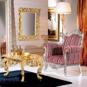 Особенности видов дизайна мебели из Италии